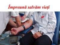 SIGHET: Campanie de donare de sânge în 27 octombrie, în sediul vechi al Policlinicii