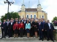 SIGHET - Candidații PSD din Maramureșul Voievodal în alegerile locale s-au întâlnit cu liderul partidului, Liviu Dragnea