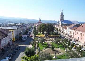 SIGHET: Circulaţia rutieră va fi închisă în centrul istoric pe perioada desfășurării Galei Folk