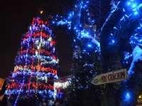 SIGHET: Circulația rutieră va fi restricționată în centrul orașului în data de 5 decembrie, cu ocazia aprinderii iluminatului ornamental