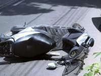 SIGHET: Deşi nu deţine permis, a condus un moped cu care a intrat în gardul unui imobil