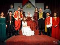 """SIGHET - Ecouri după premiera melodramei """"OFELIA"""", adaptare după piesa  """"Hamlet, prinţ al Danemarcei"""" de William Shakespeare"""