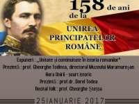 SIGHET - EVENIMENTE dedicate Zilei de 24 IANUARIE - ZIUA UNIRII PRINCIPATELOR ROMÂNE
