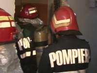 SIGHET: Explozie într-un apartament de pe strada Unirii