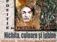 """SIGHET - Expoziție de pictură: """"Nichita, culoare şi iubire"""""""