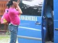 SIGHET: Femeie amendată de jandarmi pentru că înjura trecătorii care refuzau să-i ofere bani