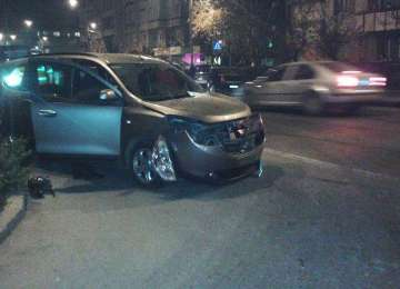 "SIGHET - FOTO: Accident de circulație în zona ""BIG"""
