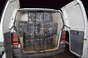 SIGHET: Ţigări de contrabandă în valoare de peste 200.000 lei confiscate de poliţiştii de frontieră