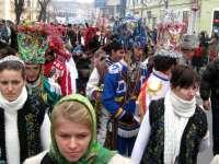 """SIGHET - Jandarmii vor asigura  măsurile de ordine şi siguranţă publică la """"Festivalului Internaţional de Colinde, Datini şi Obiceiuri de Iarnă la Ucraineni"""""""