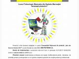 """SIGHET - Liceul Tehnologic """"Marmația"""" lansează proiectul """"Acces către Succes"""""""