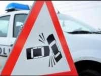 SIGHET: Nu a acordat prioritate şi a provocat un accident rutier