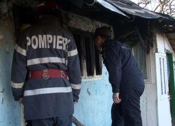 SIGHET: O femeie a ars de vie în propria locuință