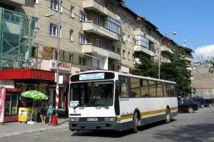 SIGHET: O femeie a fost accidentată de un autobuz