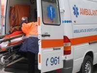 SIGHET: O minoră s-a urcat la volanul mașinii și și-a accidentat tatăl