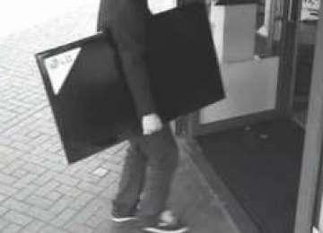 SIGHET: Patru tineri cercetaţi pentru furt după ce au sustras un televizor dintr-un bar din municipiu