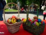 SIGHET - Peste 200 de copii au participat la Atelierul de Încondeiat ouă din parcul central