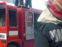 SIGHET: Piei de oaie și materiale textile distruse într-un incendiu