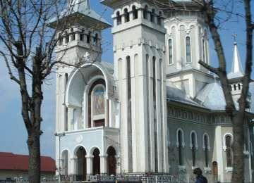 SIGHET: Procesiune religioasă în centrul municipiului, sâmbătă, 12 aprilie