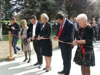 """SIGHET - S-a inaugurat noul Campus Școlar aparținând Liceului Tehnologic """"Forestier"""""""