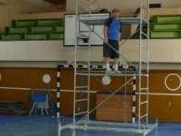 """SIGHET - Sala de sport a Liceului """"Regele Ferdinand"""" intră în renovare"""