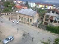 SIGHET: SCANDAL între două persoane de etnie rromă aplanat de către polițiștii sigheteni