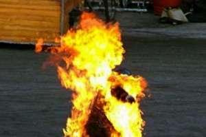 SIGHET - Un tânăr și-a dat foc și a decedat în apropierea Muzeului Satului