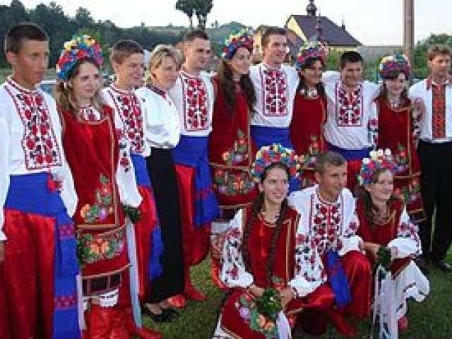 Uniunea Culturala a Rutenilor din Romania la Sighetu Marmatiei