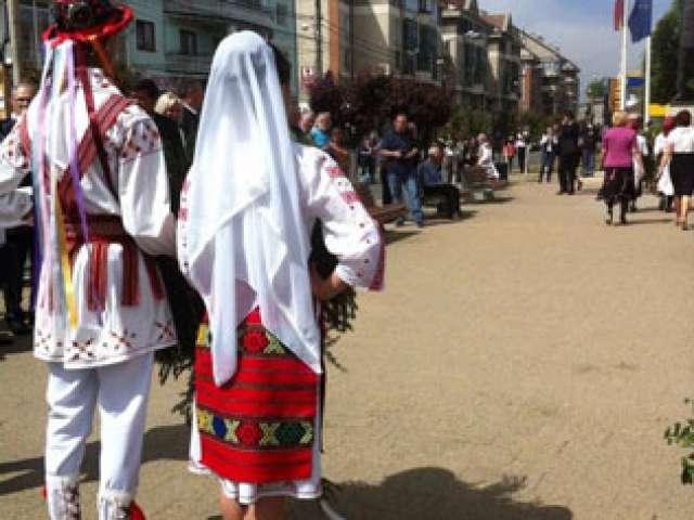 GALERIE FOTO: Festivitățile de 9 mai, cu oaspeți speciali și fanfară