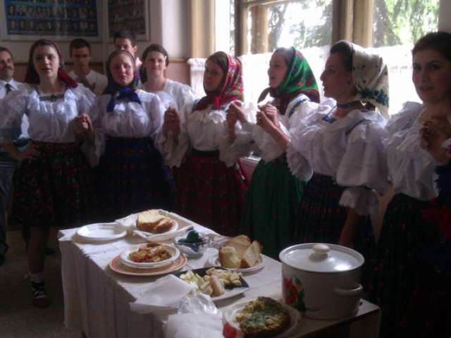 Colegiul Național Dragoș Vodă din Sighetu Marmației a sărbătorit ziua Europei