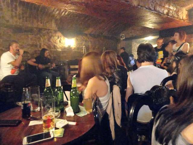 FOTO + VIDEO: Inaugurare StagePub Sighet