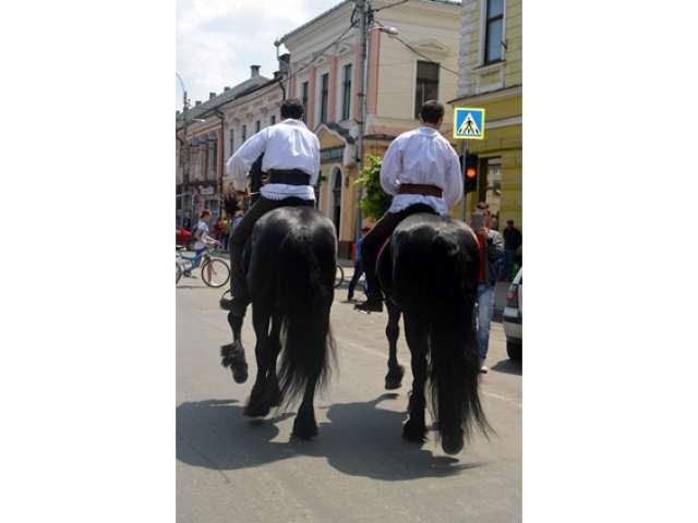 Ceremonie fastuoasă în municipiul nostru cu ocazia acreditãrii noilor membrii ai Ordinului Cavalerilor Vinului European