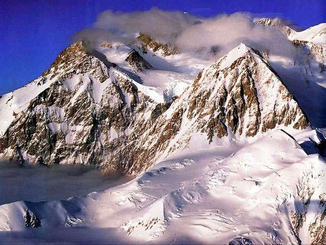 Cei mai inalti 5 munti din lume si cele mai inalte varfuri de pe fiecare continent