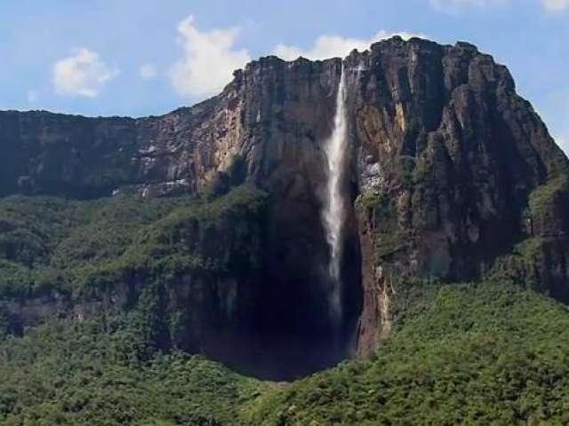Cele mai inalte cascade din lume
