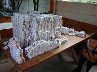 CONTRABANDA: Patru maramureseni depistati cu tigari de contrabanda