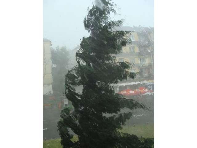 VREMEA: Vreme severă s-a abătut asupra Sighet-ului