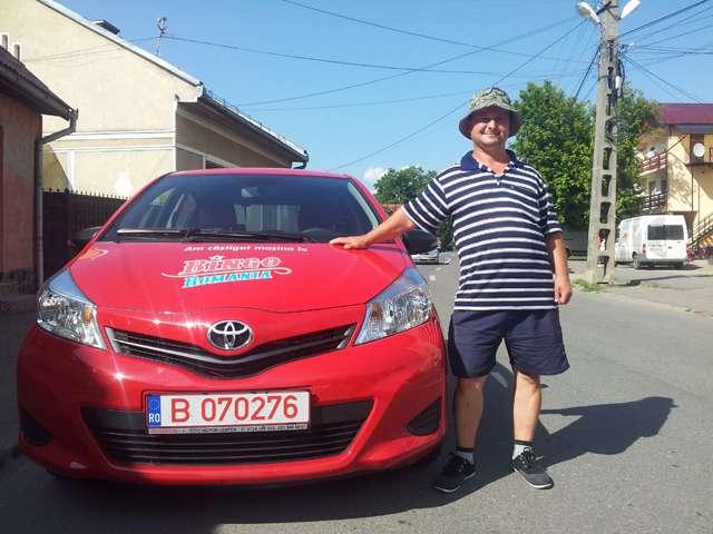 """Un maramureșean din Ocna Șugatag a câștigat o mașină la concursul TV """"Bingo România"""""""