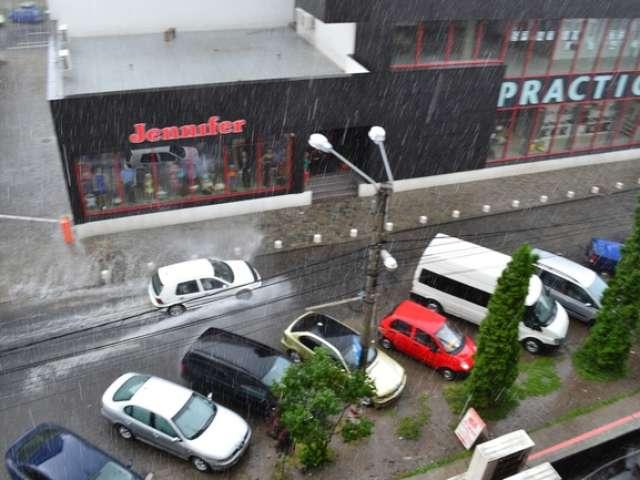 Situatia dezastruasa a canalizarilor din Sighet