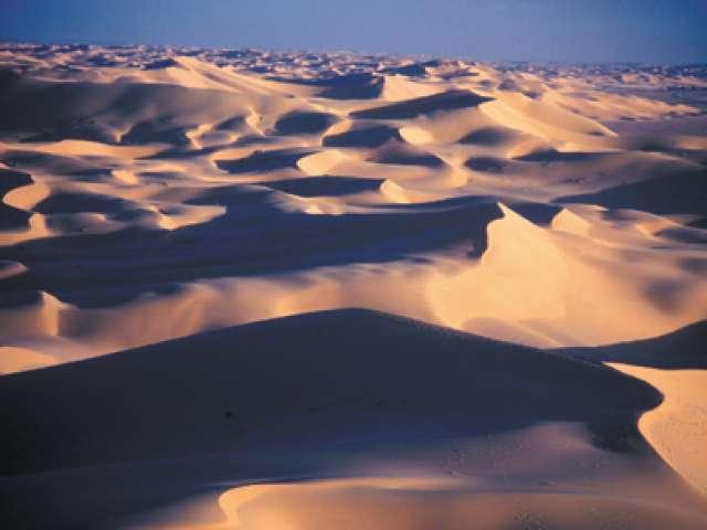 Cele mai mari deserturi ale lumii