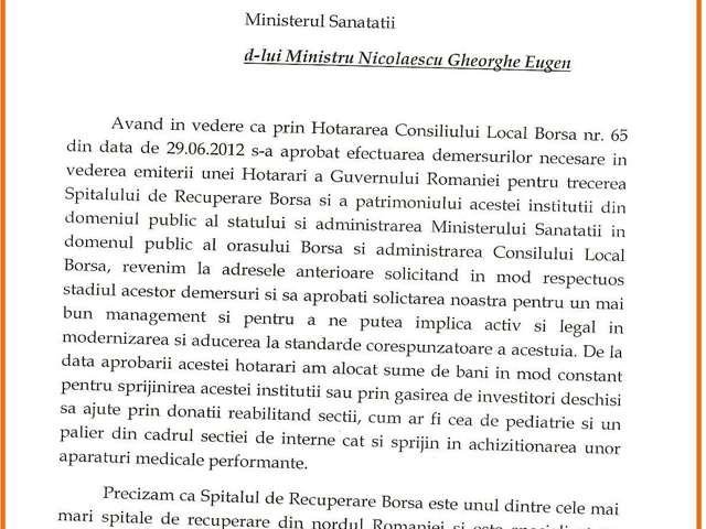 Primarul orașului Borșa arată că închiderea primăriei nu este doar un moft