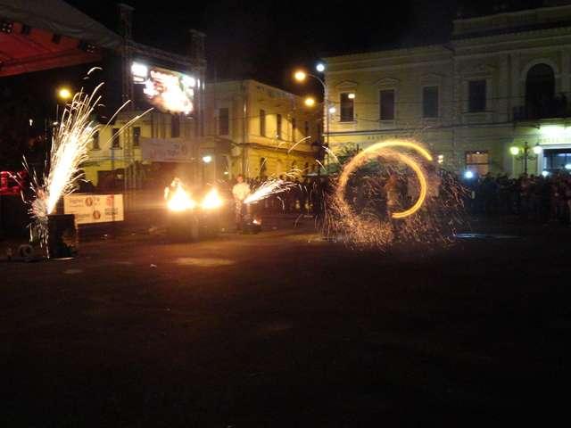 GALERIE FOTO: Prima zi a Festivalului medieval, un succes