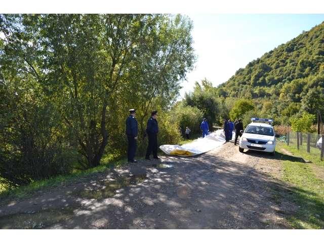 FOTO: Simularea unei situații de urgență: Inundaţie pe râul Iza la Sighetu Marmației