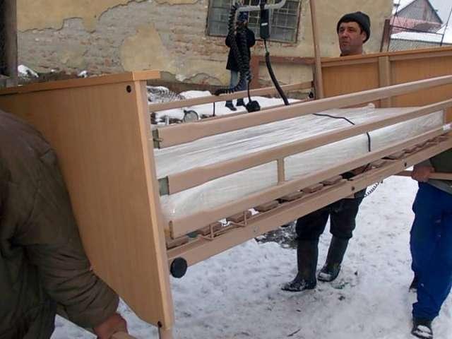 """FOTO - Fundaţia """"Sorin Vlaşin. Împreună pentru Maramureş"""" a făcut donații pentru Spitalul municipal Sighet"""