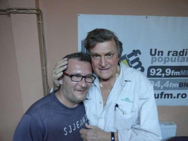 GALERIE FOTO - Recital extraordinar Florin Piersic la Sighet, urmat de o emisiune specială în direct la Radio 4U FM