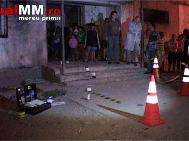 VIDEO: CRIMĂ în Baia Mare - Un bărbat de etnie rromă a fost înjunghiat mortal sub privirile soției și a celor doi copii