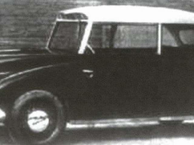 Primul automobil 100% românesc a fost realizat la Uzinele Malaxa în 1945