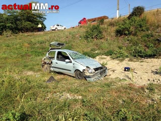 FOTO - Doi adolescenți și o minoră au murit într-un accident groaznic, produs pe DN17