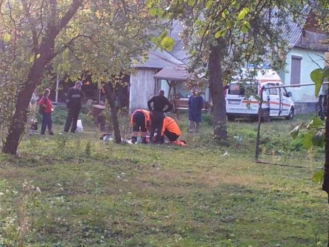 FOTO: Intervenție dificilă a Serviciului de ambulanță Sighet - O bătrână a fost resuscitată timp de 25 de minute și a revenit la viață