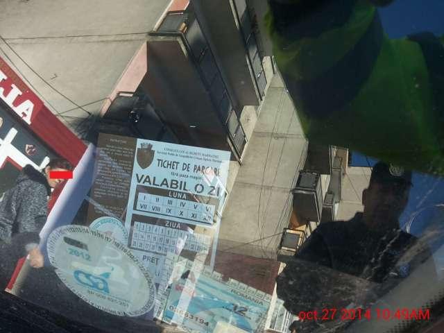 DREPT LA REPLICĂ - Punct de vedere al Poliției locale Sighet referitor la articolul din data de 27 octombrie 2014