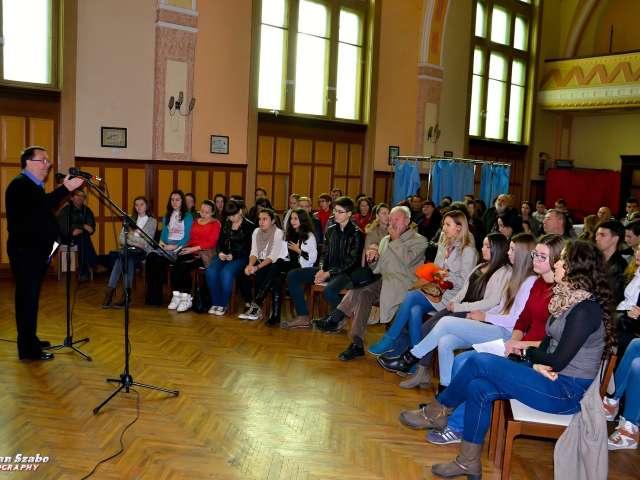 FOTO - Prima întâlnire publică a CENACLUL LITERAR al Centrului Cultural Sighet