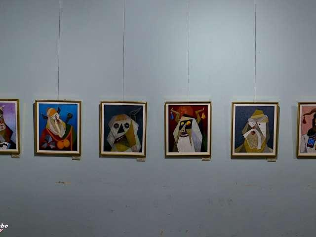 Expoziție – Salonul de iarnă a pictorilor profesionisti din zona Sighetu Marmației